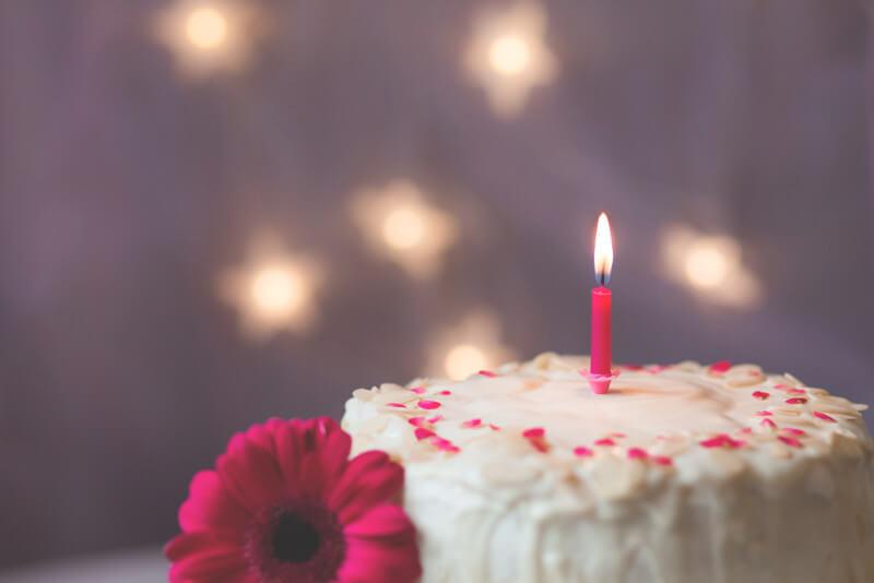 Торты ко дню рождения
