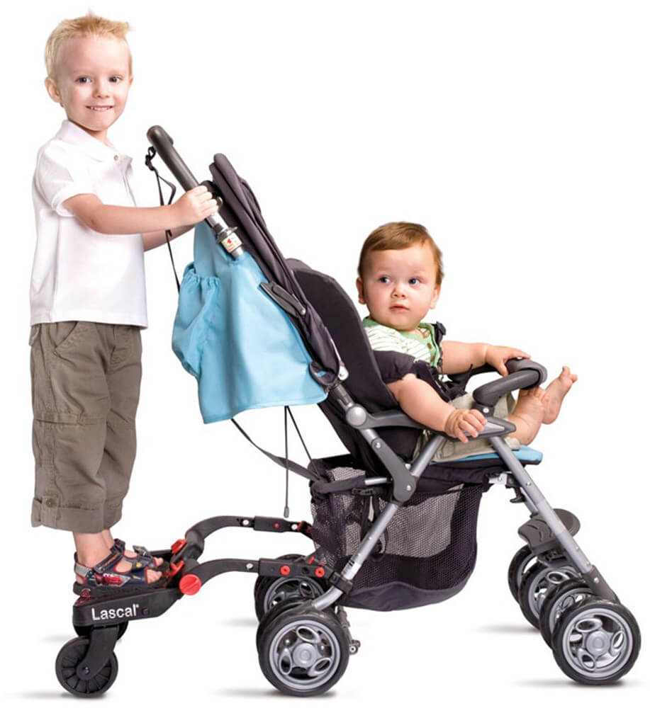 Подножки для детской коляски