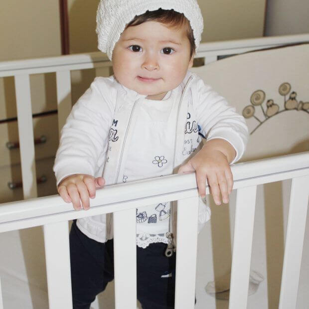 Детские кроватки – о чем надо знать до покупки