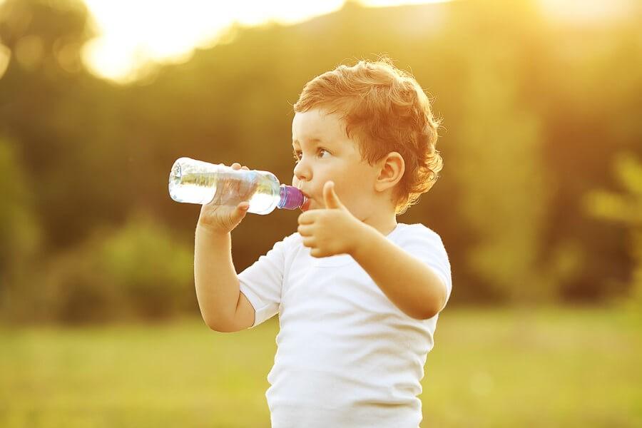полезная вода для ребенка