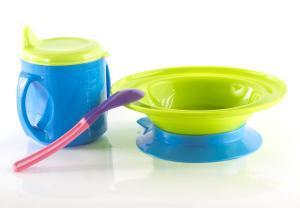 посуда для кормления малыша