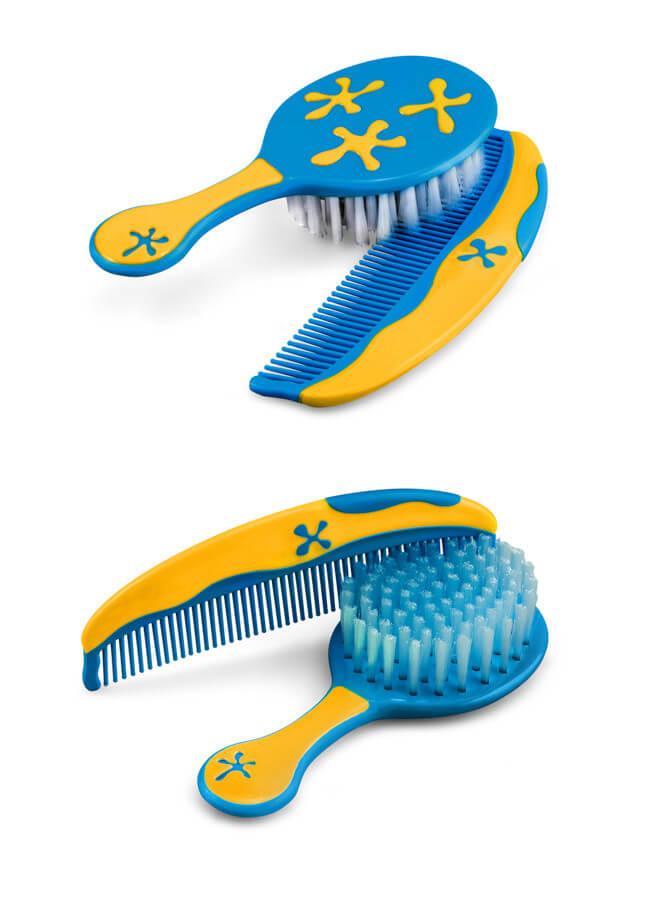 Детские расчески и щетки для волос
