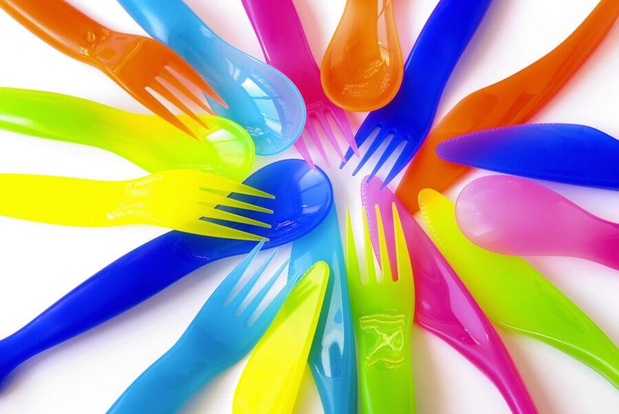 Отдельная посуда детям