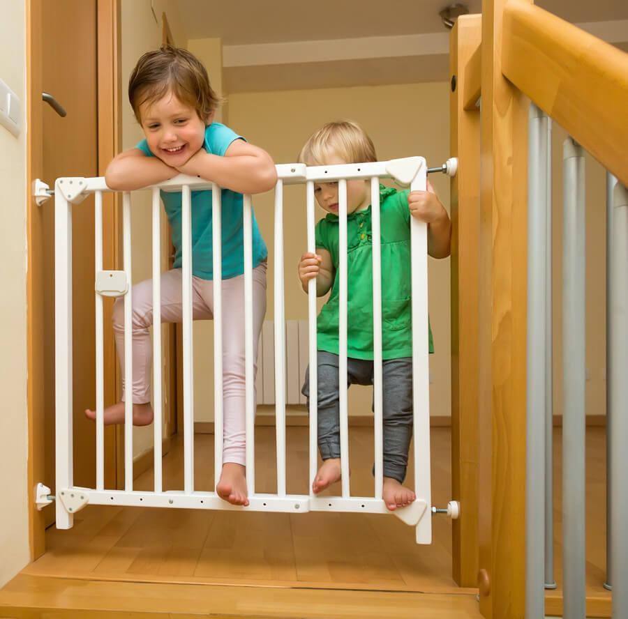 ворота и барьеры для ребенка
