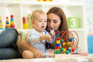 развивающий центр для ребенка