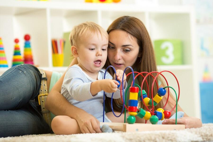 Развивающие центры новорожденным