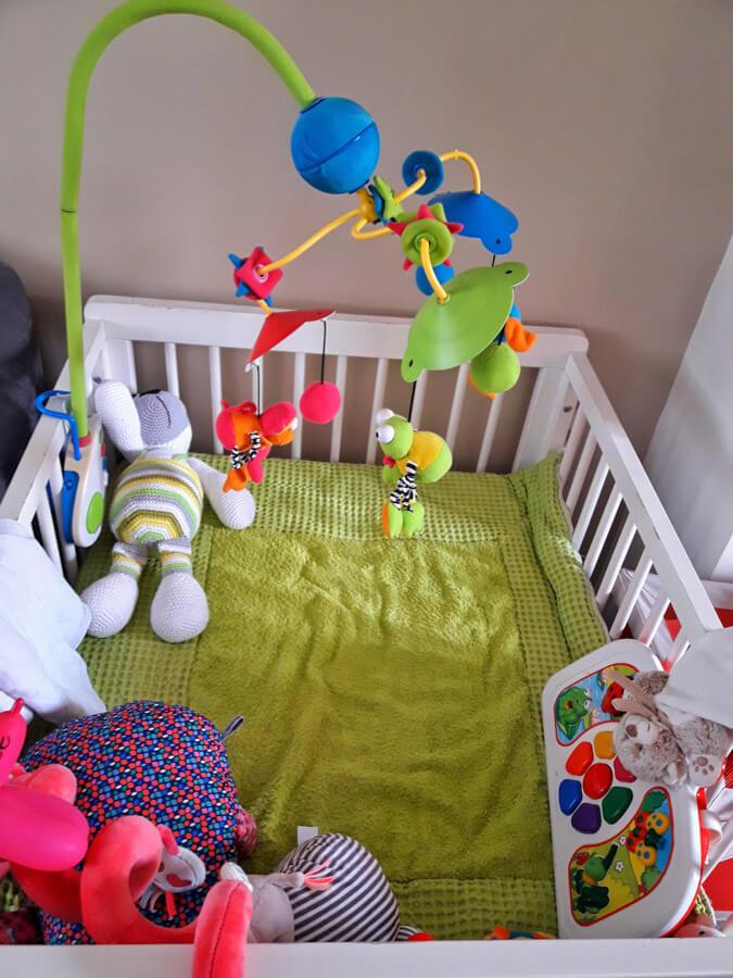 мобили на детскую кроватку