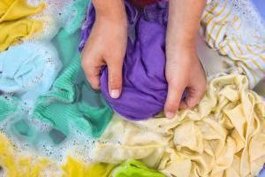 детский стиральный порошек