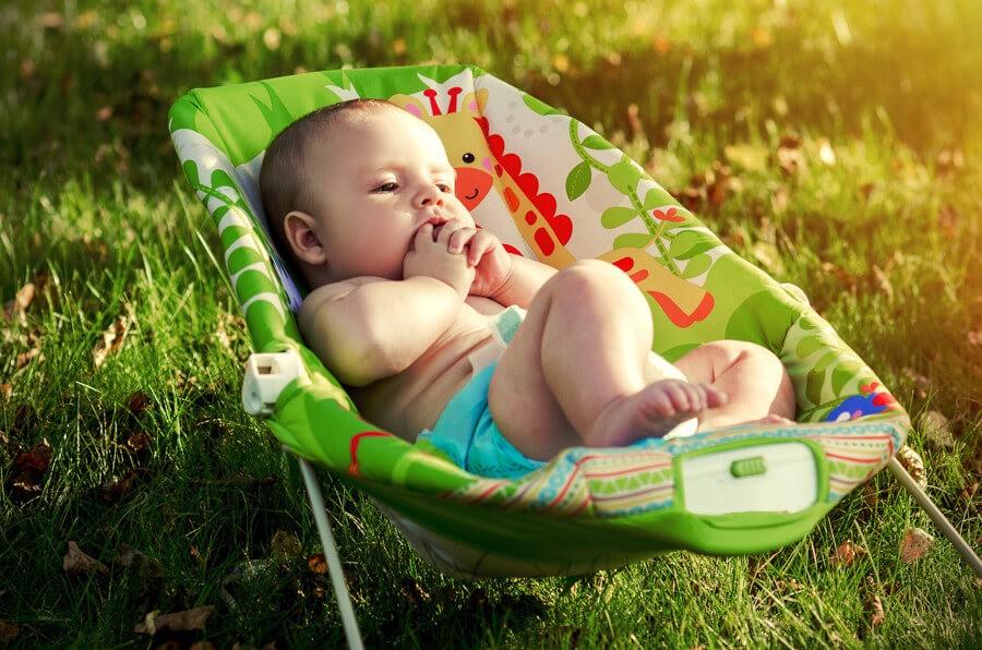Шезлонги для малышей