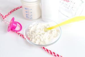 детские молочные продукты