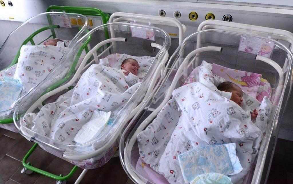 Какой роддом лучше палата новорожденных