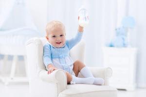 Детское питание для новорожденных, как выбрать молочную смесь новорожденному, лечебные детские смеси