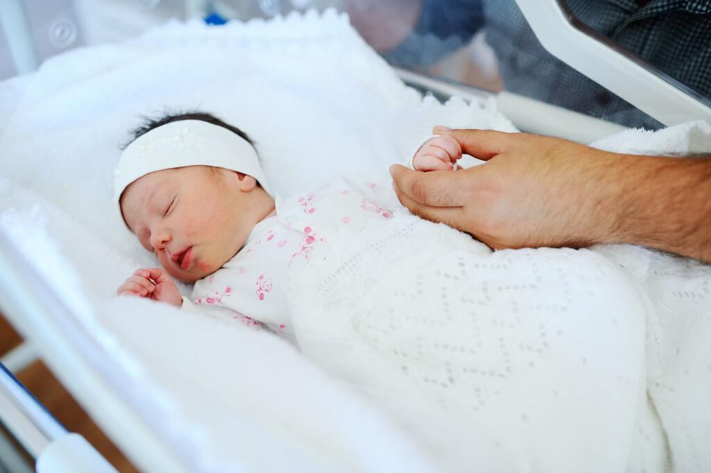 10 удивительных фактов о новорожденных