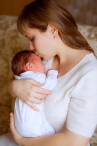 Ребенок первая неделя
