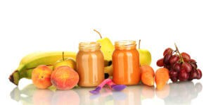овощи фрукты для первого прикорма