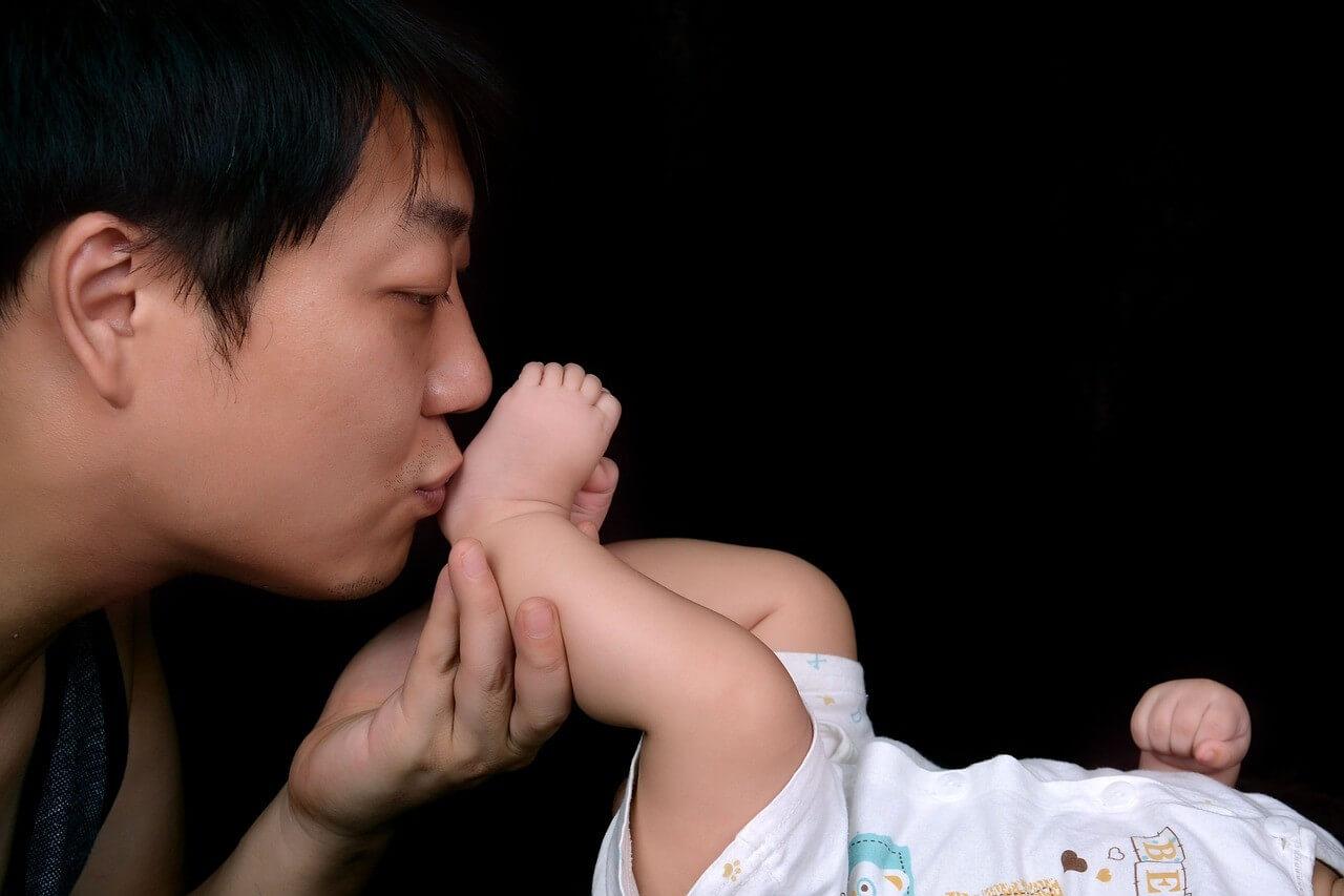 Китай. Статус «молочный папа»