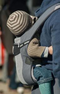 Лучший эргорюкзак для новорожденного как носить