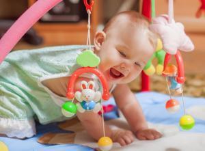Безопасность игрушек ребенка