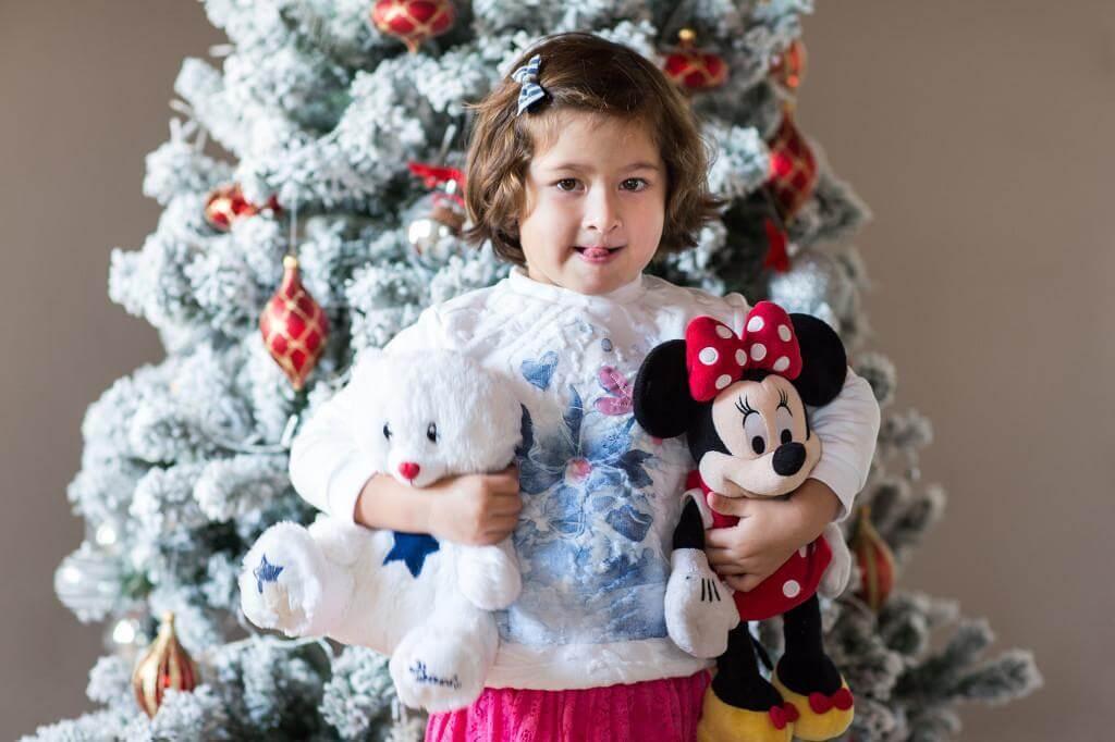 новый год и елка для детей