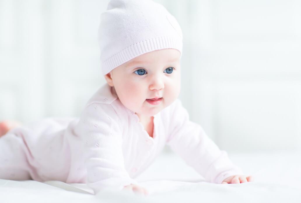 Размеры чепчиков и шапочек для новорожденных