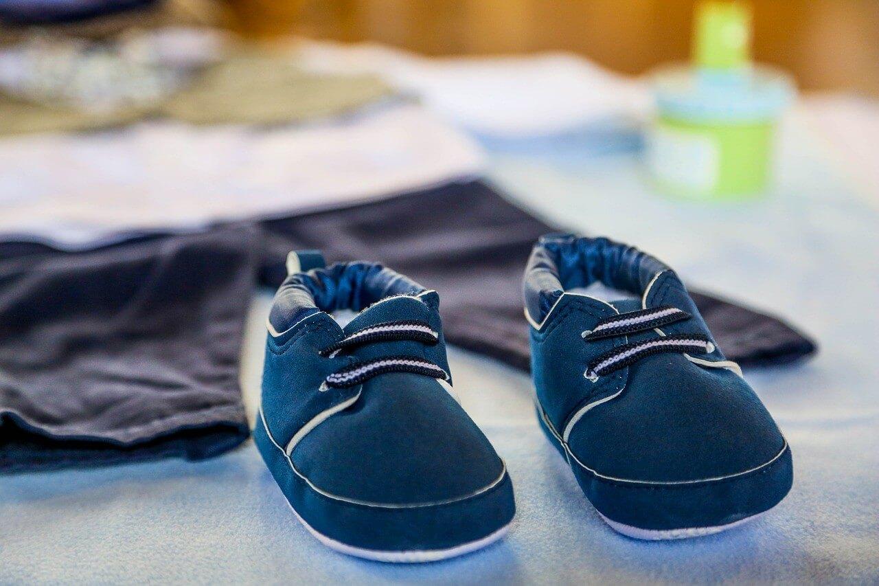 Таблица размеров обуви для детей до 3 лет