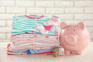 Вещи для новорожденных как сэкономить