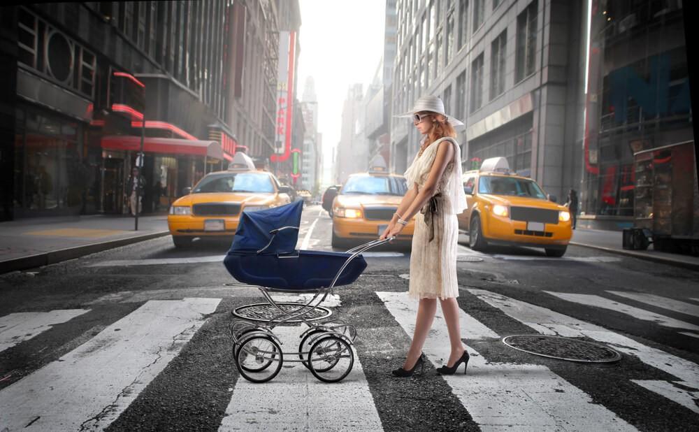 Дорогу крохам! Безопасность младенцев на улице