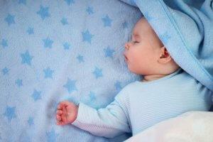 сон ребенок мама