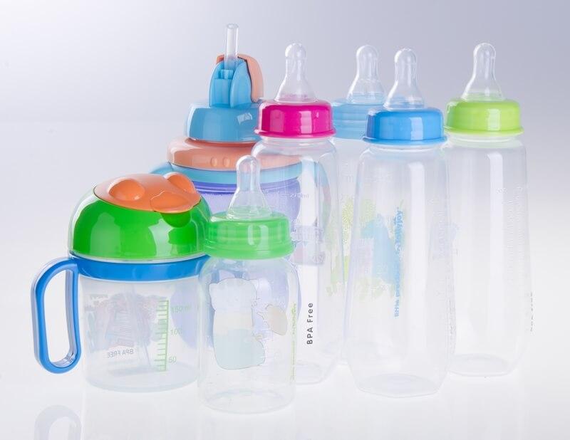 бутылочки для детского питания