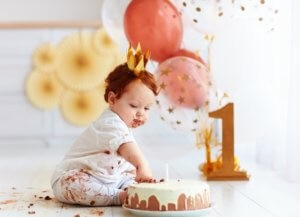 1 год малышу