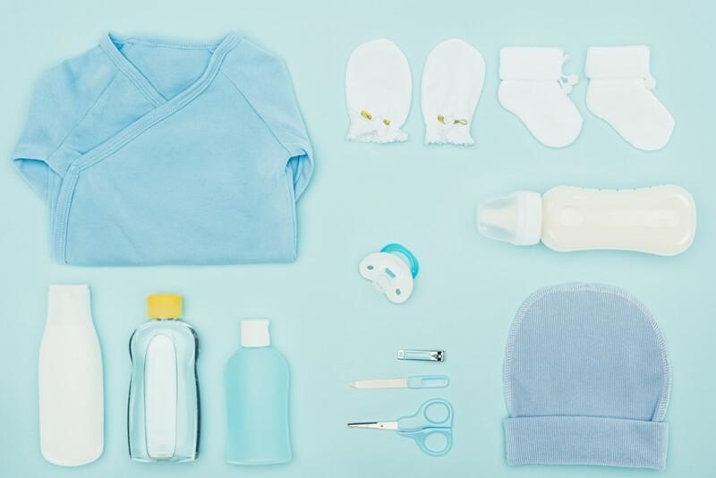 Список вещей для новорожденных
