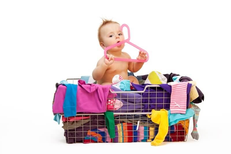 Размеры детской одежды и колготок. Таблица размеров одежды для детей от 1 года
