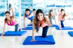 Фитнес и беременность