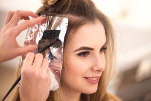 красить волосы при грудном вскармливании