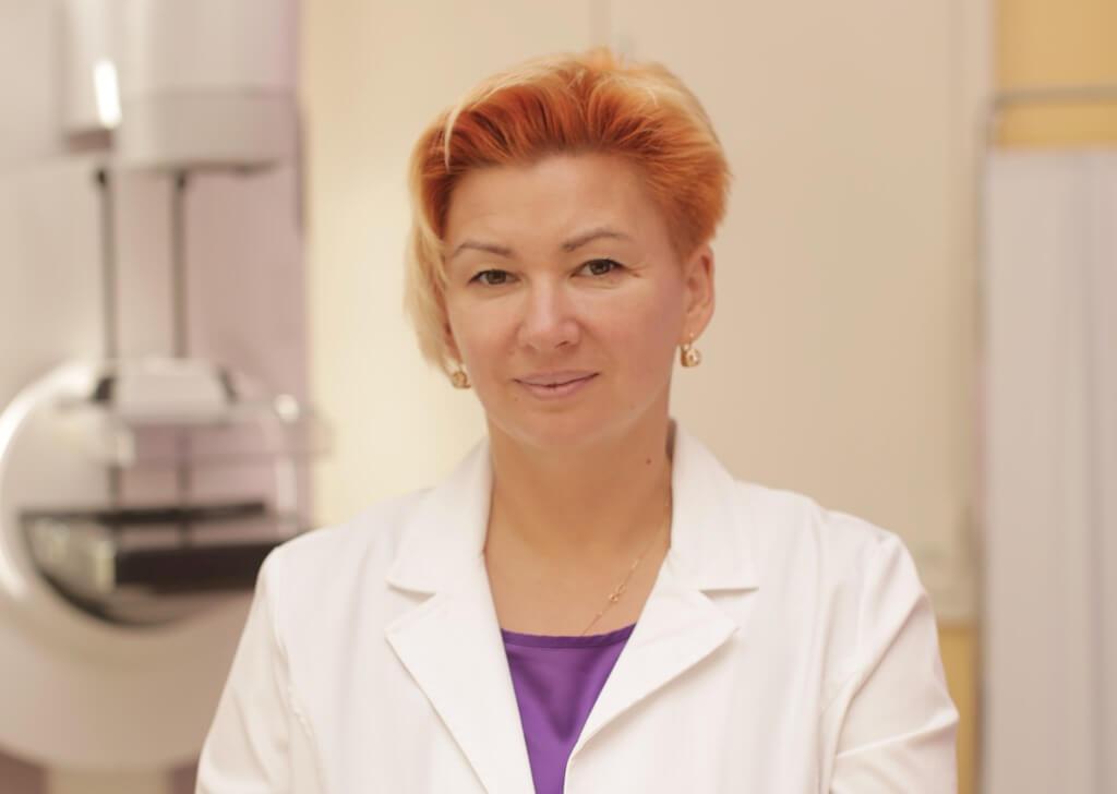 Марина Травина