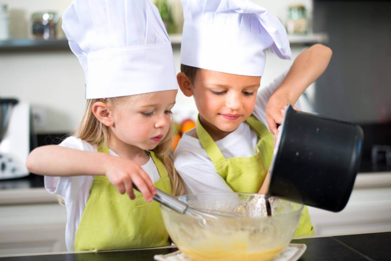 Что приготовить из детской смеси: 4 простых рецепта