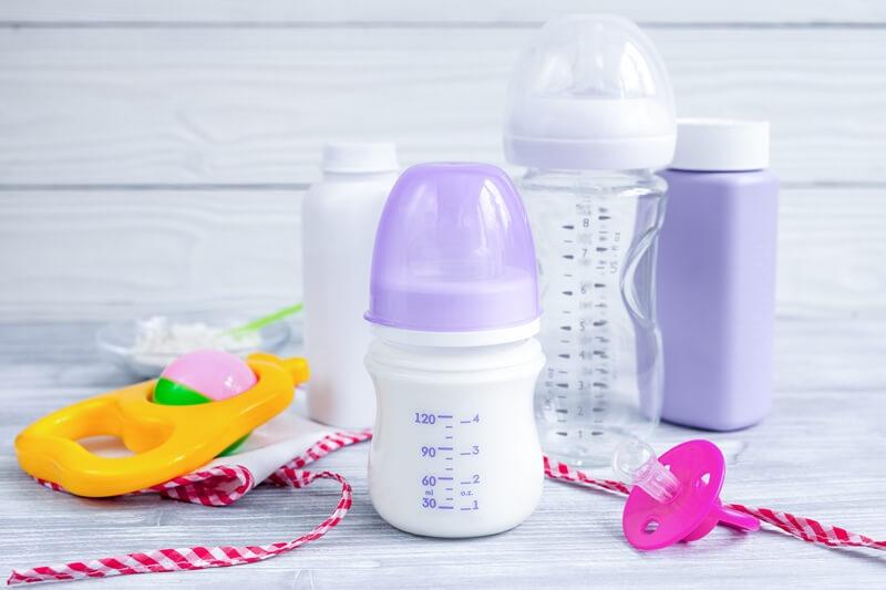 Как стерилизовать бутылочки и пустышки для новорожденных