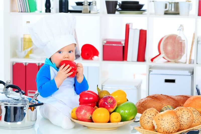 Малоежки против гурманов: почему у детей в одной семье разный аппетит