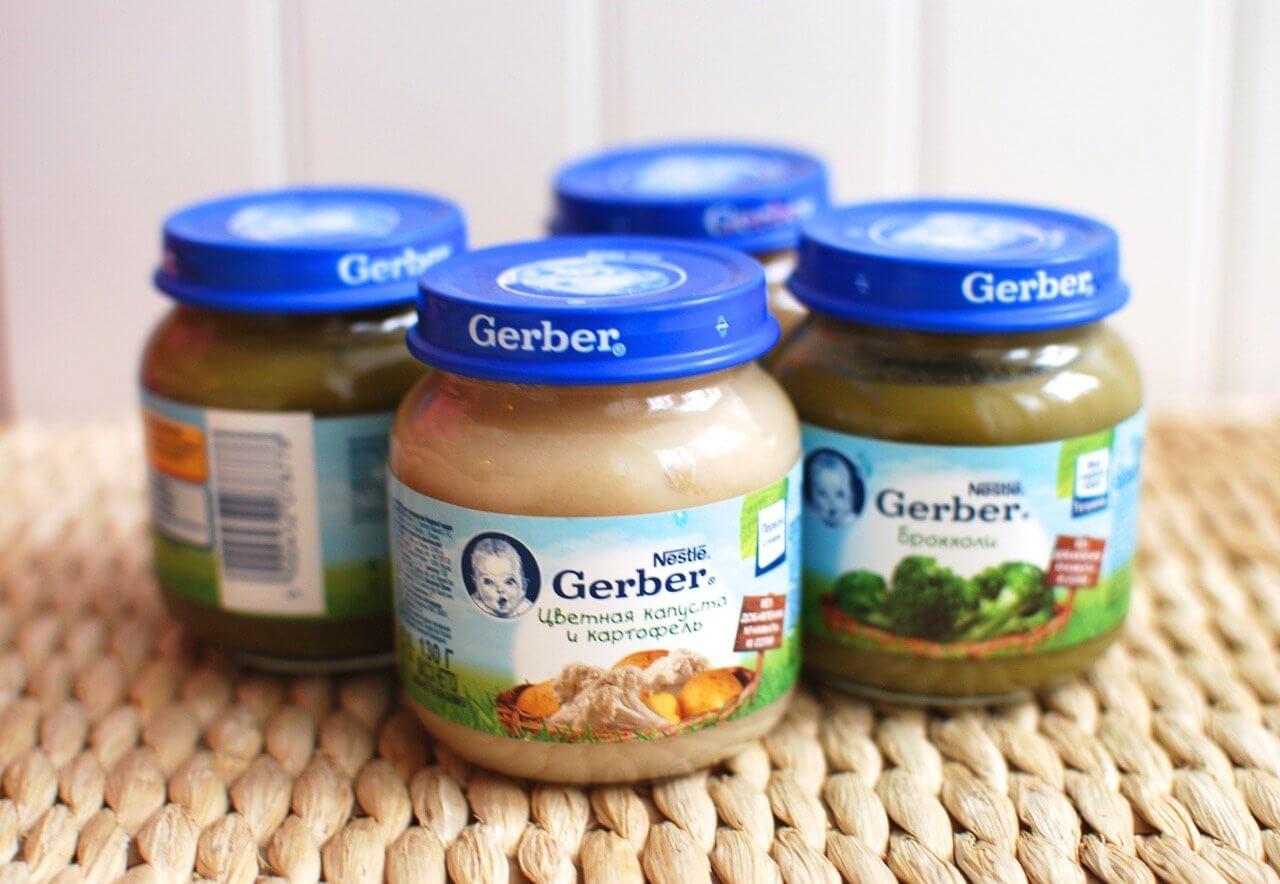 Детское питание Gerber: как маленький ребенок помог развитию большого бизнеса