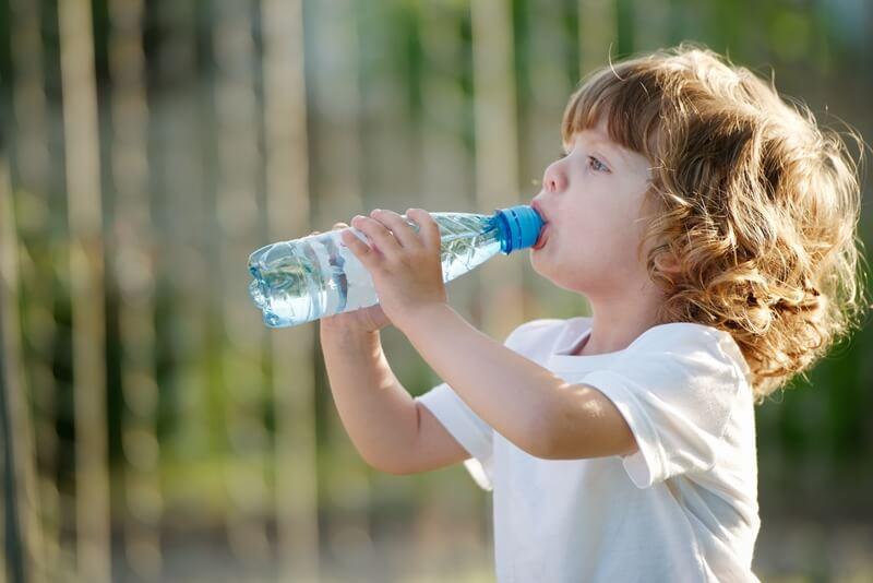 вода для ребенка