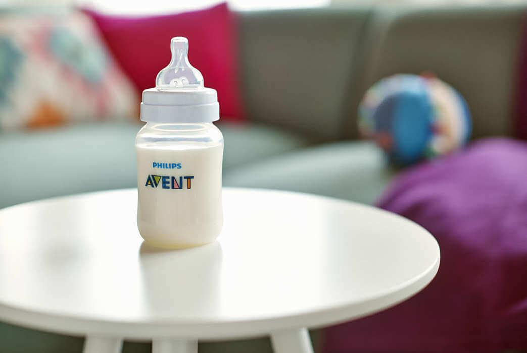 Почему мамы выбирают бутылочки для кормления Philips Avent