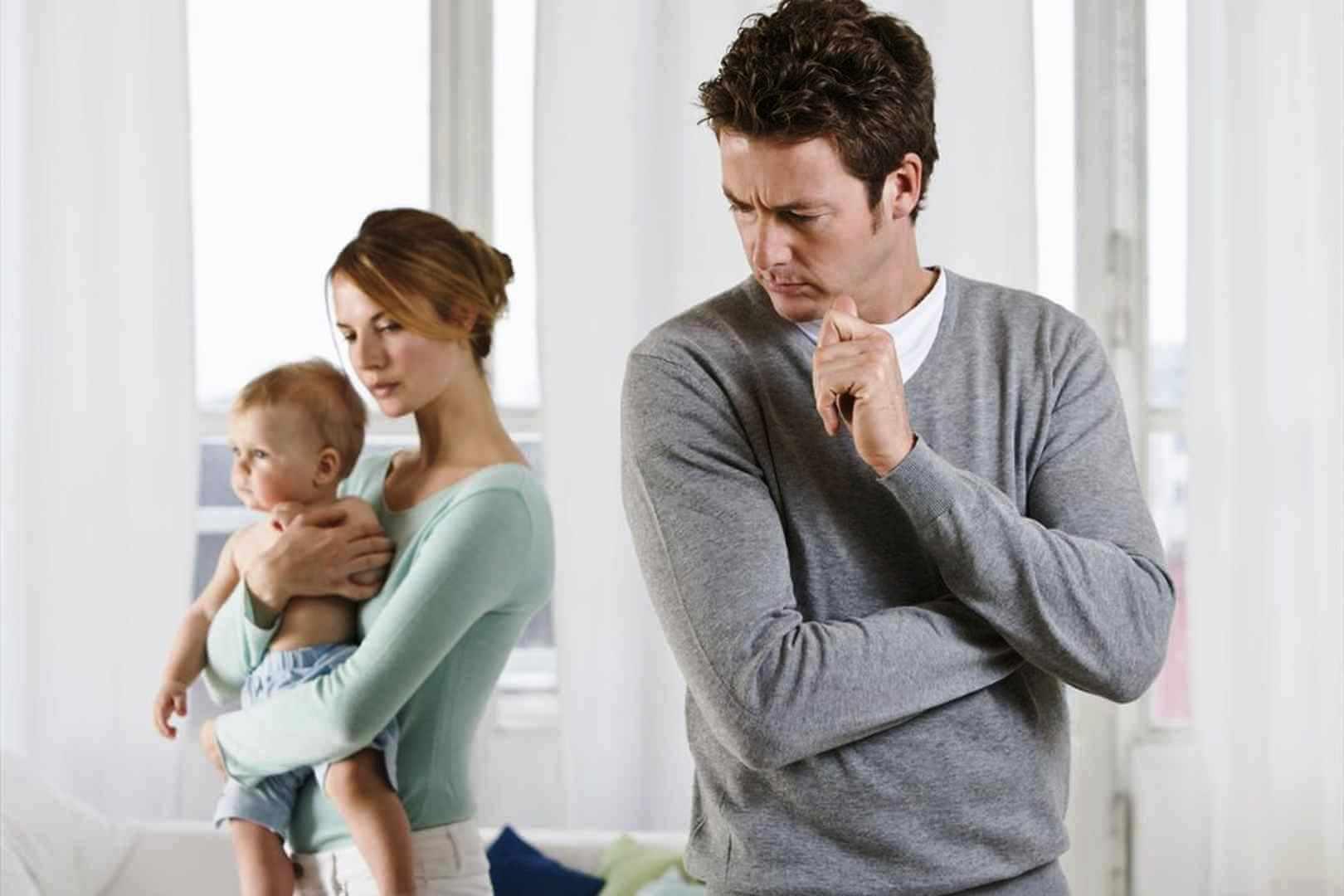 Отношения в паре после рождения ребенка: таких перемен мы не ждали!